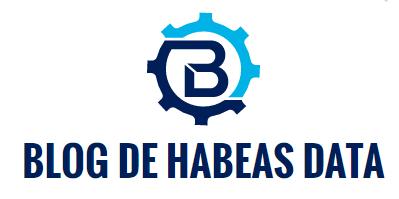 Blog de Habeas Data